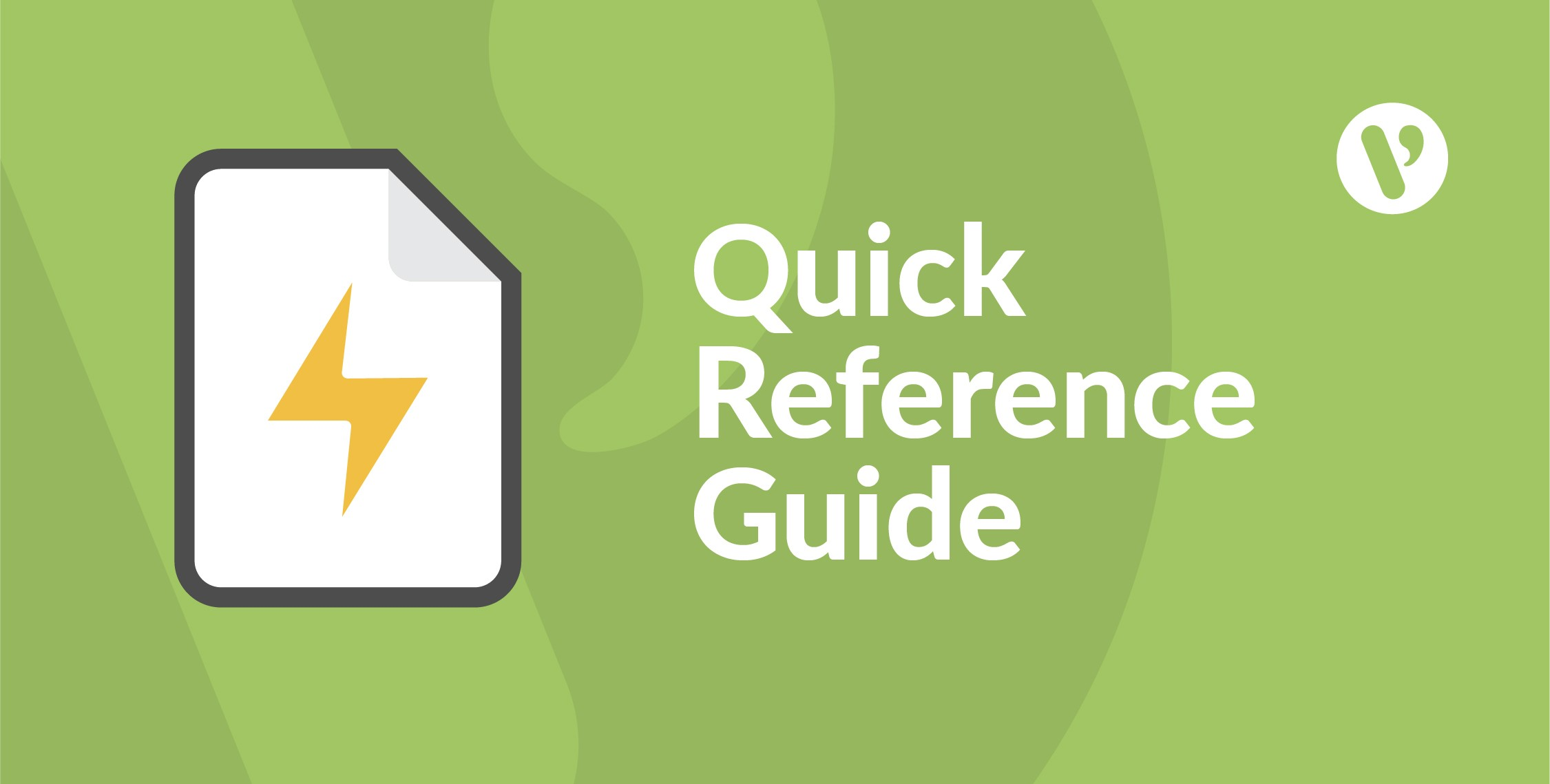 better learner Quick Reference Guide