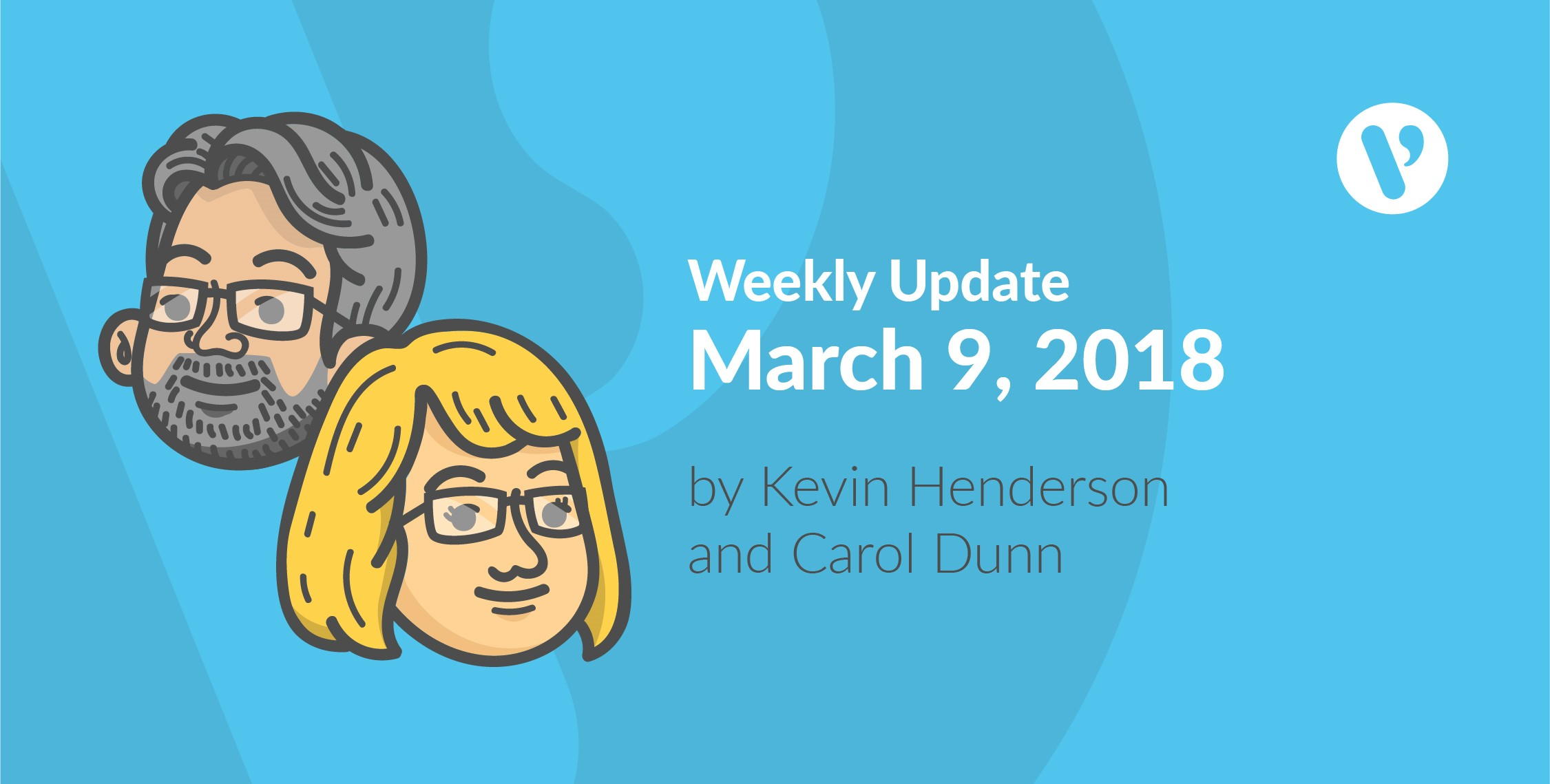 weekly update mar 9