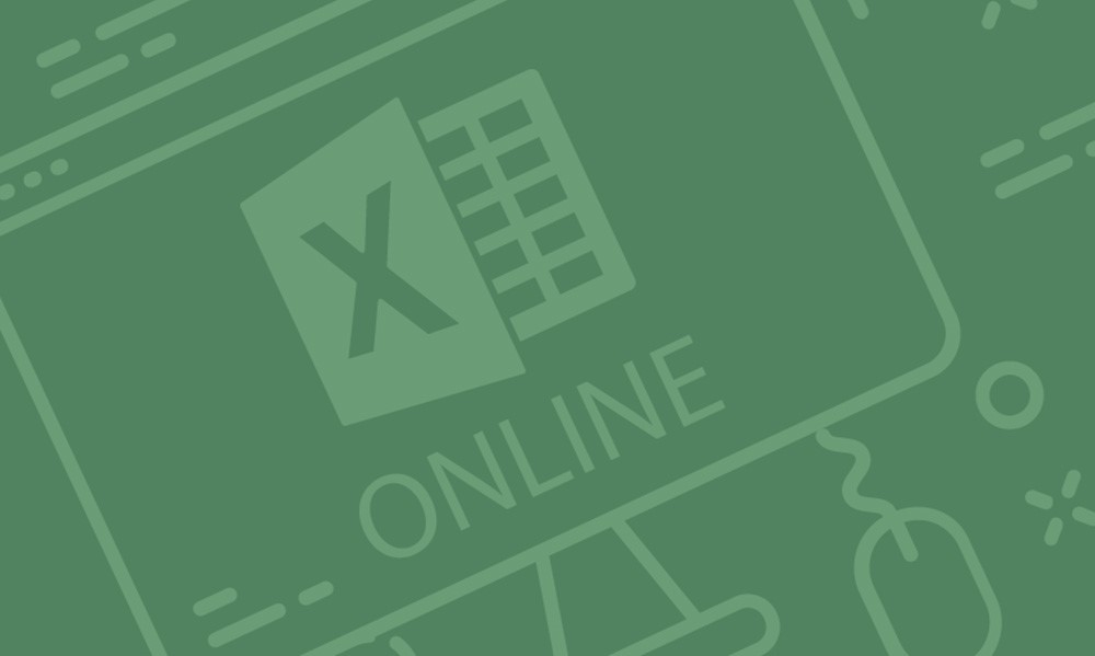 microsoft excel online cover image