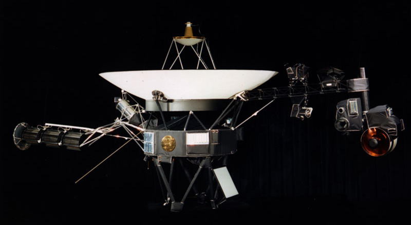 NASA Voyager spacecraft